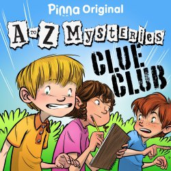 Introducing A to Z Mysteries Clue Club