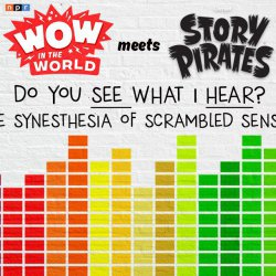 Wow in the World + The Story Pirates in Do You SEE What I HEAR? The Synesthesia of Scrambled Senses!