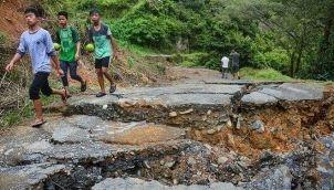 மழை வெள்ளத்தில் நாகலாந்து | Mazhai vellathil Nagaland