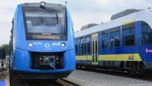 ஹைட்ரஜன் ட்ரெயின் | Hydrogen Train