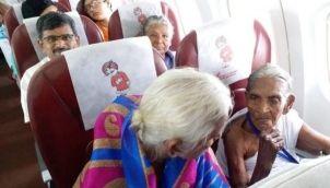 முதல் விமான அனுபவம்| Muthal Vimana Anubavam