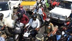 சென்னையில் வாகன ஓட்டிகளுக்கு கடும் கட்டுப்பாடுகள்