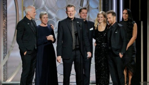 Sexual harassment scandal dominates Golden Globes ceremony