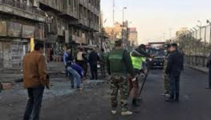 Baghdad double suicide attack kills many