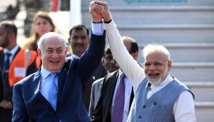 Netanyahu and Modi praise 'new era' in India-Israel ties