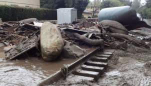 Thirteen dead amid California heavy rains and mudslides