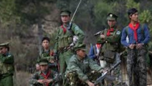 Myanmar army admits to Rohingya killings