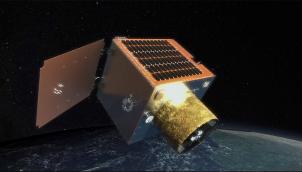 आसमान में भारत की आंख बनेगा कार्टोसैट-2 - UK satellite to make movies from space