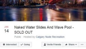 कनाडा में नग्न पार्टी को लेकर मचा घमासान | The nude pool party making waves in Canada