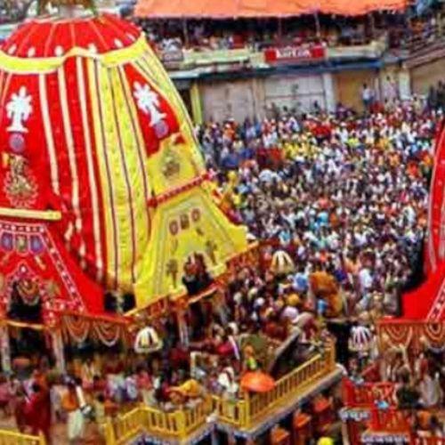 புரி ஜெகநாதர் ரத யாத்திரையில் பக்தர்களுக்கு அனுமதியில்லை