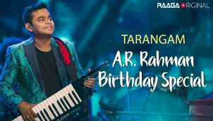 A.R. Rahman's Birthday Special !