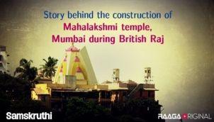 Story behind the construction of Mahalakshmi temple,Mumbai during British Raj