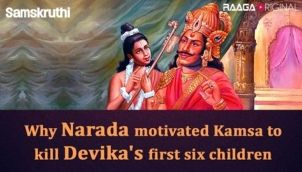 Why Narada motivated Kamsa to kill Devika's first six children