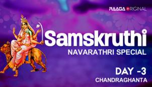Navarathri Special (3) - Chandraghanta