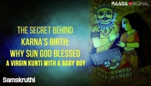 The secret behind Karna's birth Why Sun God blessed a virgin Kunti with a baby boy