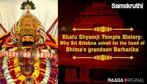 Khatu Shyamji Temple History: Why Sri Krishna asked for the head of Bhima's grandson Barbarika