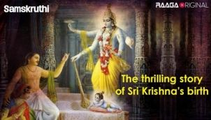 The thrilling story of Sri Krishna's birth