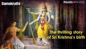 The thrilling story of Sri Krishna's birth
