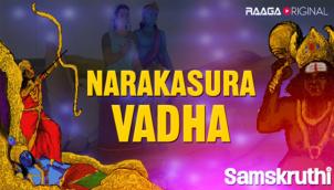 Narakasura Vadha