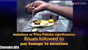 Mahalaya or Pitru Paksha significance Rituals followed to pay homage to ancestors