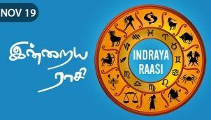 Indraya Raasi - Nov 19