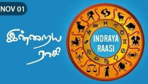 Indraya Raasi - Nov 01
