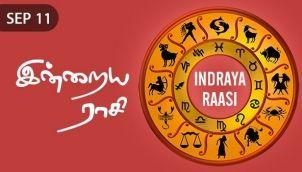 Indraya Raasi - Sep 11