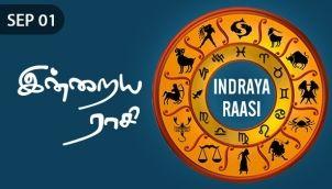 Indraya Raasi - Sep 01