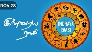 Indraya Raasi - Nov 28