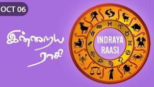 Indraya Raasi - Oct 06