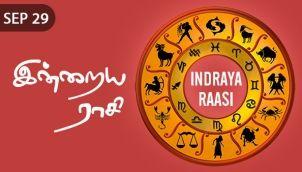 Indraya Raasi - Sep 29