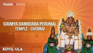 Soumya Damodara Perumal, Chennai
