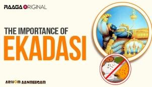 The importance of Ekadasi
