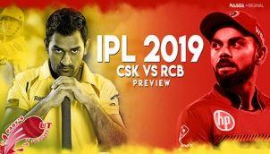 CSK vs RCB IPL 2019 Opener Match Analaysis