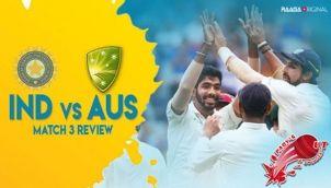 A look back at the historic win at MCG