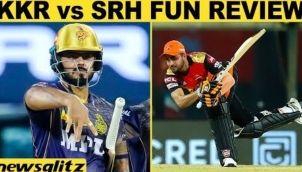 Nitish Rana stars in KKR's 10-run win over SRH : KKR vs SRH Highlights   IPL 2021