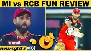 Kohli's Reaction on Maxwell's Stunning Performance   MI vs RCB Highlights   IPL 2021