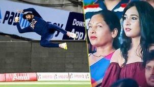 KL Rahul's flying effort to save Boundary : IND vs Eng 1st T20 Highlights   Kohli