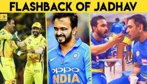 ஒரு காலத்தில் எப்படி இருந்த Kedar Jadhav !