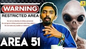 Aliens உடன் பேசும் அமெரிக்கா அதிகாரிகள்! : Dr.Kabilan Interview on Area 51