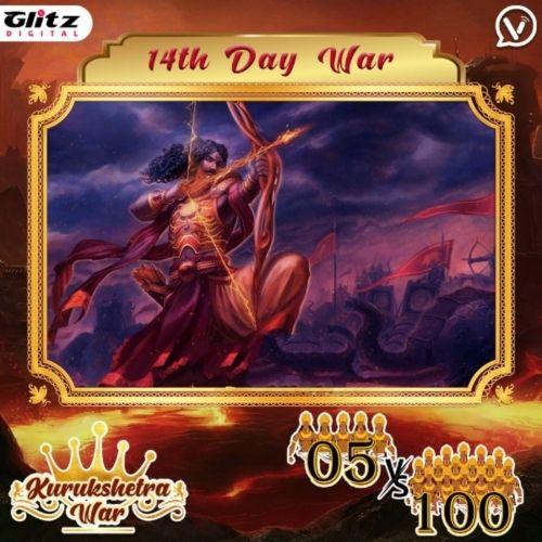 Day14 : Kauravas - Suchimukha Vyuha vs Pandavas - Khadga Sarpa Vyuha   Kurukshetra War