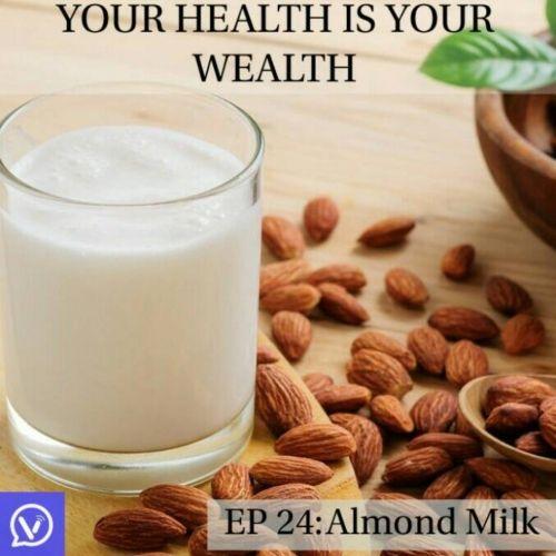 Nutritious Almond Milk