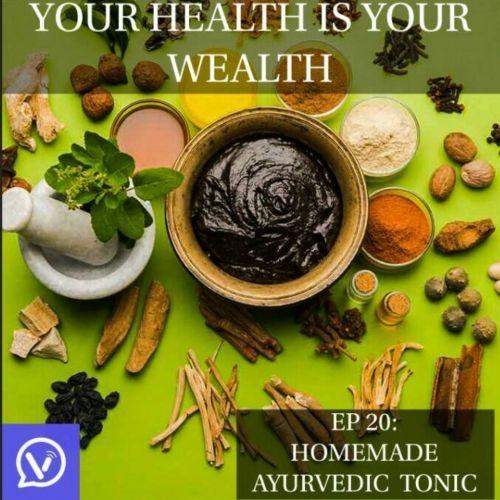Homemade Ayurvedic Tonics That Help Calm Your Stomach ASAP