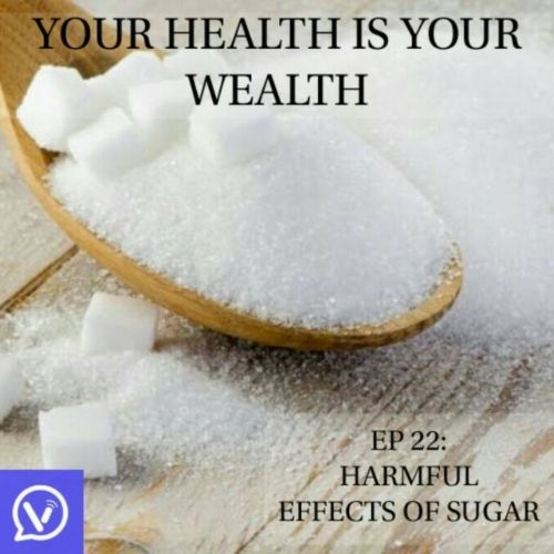 Why Too Much Sugar Is Bad For You ?