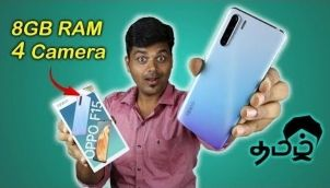 OPPO F15 Unboxing & Hands-On Review 🔥