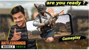 Battlegrounds Mobile India Gameplay - New PUBG 🔥🔥🔥 எப்பிடி இருக்கு ?