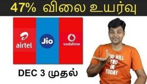 6 Paisa/min - Airtel  Vodafone New Plans