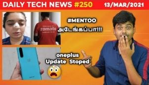 Zomato delivery guy issue, oneplus nord Update?? ,realme 8 series , ISRO RH 560 🚀