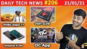 TTP 206: No PUBG?, FAU-G coming, OnePlus 9 Lite, Redmi Gaming Mobile, Samsung Deputy Chief Jailed