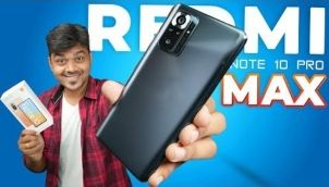 Redmi Note 10 Pro MAX Unboxing 🔥🔥🔥 வெறித்தனமா இருக்கு ?